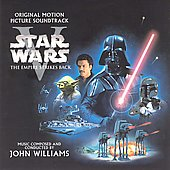 John Williams (Film Composer): Star Wars Episode V: The Empire Strikes Back [Original Motion Picture Soundtrack]