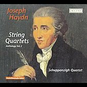 Haydn: String Quartets 2