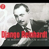 Django Reinhardt: The Absolutely Essential 3CD Collection [Box]