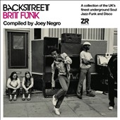 Joey Negro: Backstreet Brit Funk [Slipcase]