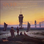 Spohr: Symphonies Nos. 8 & 10 / Shelley - Orchestra della Svizzera