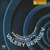 Shostakovich: Symphonies Nos. 3 & 10 / Gergiev