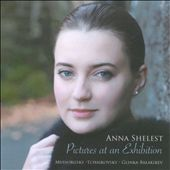 Tchaikovsky, Mikhail Glinka (1804-1857), Modest Mussorgsky (1839-1881): Pictures at an Exhibition / Anna Shelest, piano
