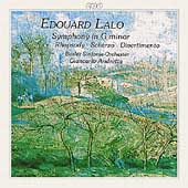 Lalo: Symphony in G minor, etc / Giancarlo Andretta