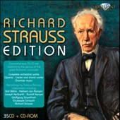The Richard Strauss Edition [35 CDs + CD-Rom]
