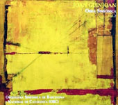 Joan Guinjoan (b.1931): Obra Simfónica, Vol. 2 - Ab Origine; Trama; Piano Concerto / Miguel Ituarte, piano; Barcelona National SO, Pons, Colomer