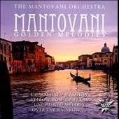 Mantovani Orchestra: Mantovani Golden Melodies