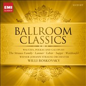 Johann Strauss & Co. / Waltzes, Polkas and Galops by the Straus Family, Lanner, Lehar, Suppé et al. / Boskovsky