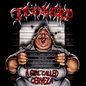 Tankard: A Girl Called Cerveza *