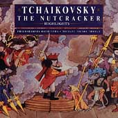 Tchaikovsky: The Nutcracker - Highlights / Tilson Thomas