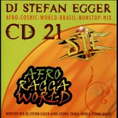 DJ Stefan Egger: Afro Ragga World, Vol. 21
