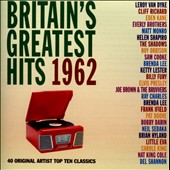 Various Artists: Britain's Greatest Hits 1962