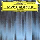 Bach: Toccata & Fugue BWV 565, etc / Simon Preston
