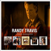 Randy Travis (Country): Original Album Series [Box]