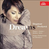 Dreams - Orchestral Songs by Wagner, Mahler, Brahms, Berio / Dagmar Peckova, soprano
