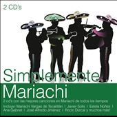 Various Artists: Simplemente Mariachi [Sony]