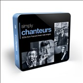 Various Artists: Simply Chanteurs