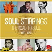 Various Artists: Soul Stirrings: Road to Soul 1960-1962