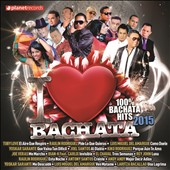 Various Artists: I Love Bachata 2015