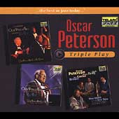 Oscar Peterson: Triple Play [Box]