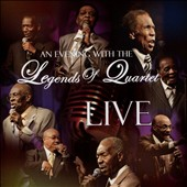 Various Artists: An Evening with the Legends of Quartet