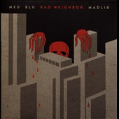 Blu/MED/Madlib: Bad Neighbor [Slipcase] *