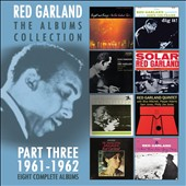 Red Garland: The  Albums Collection, Pt. 3: 1961-1962 [Box] *