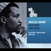Dollar Brand Duo/Abdullah Ibrahim: Good News From Africa [Digipak]