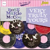 Rose Marie McCoy: Songs of Rose Marie Mccoy: Very Truly Yours
