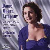Tribute to a Piano Legend - Dame Moura Lympany
