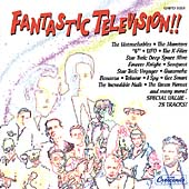 Original Soundtrack: Fantastic Television!!