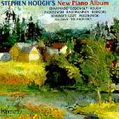Stephen Hough's New Piano Album - Chaminade, Godowsky, et al