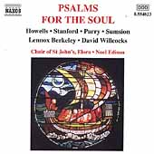 Psalms for the Soul - Howells, Stanford, Parry, Sumsion, etc