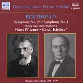 Great Conductors - Pfitzner, Kleiber - Beethoven