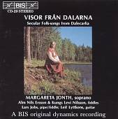 Margaretta Jonth: Secular Folk Songs From Daleca