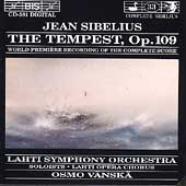 Sibelius: The Tempest (Complete) / Vanska, Lahti SO