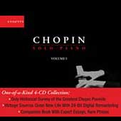 Chopin - Solo Piano Vol 1