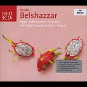 Trio - Handel: Belshazzar / Pinnock, Rolfe-Johnson, et al