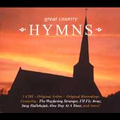 Various Artists: Great Country Hymns [BMG #1]