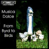From Byrd to Birds / Musica Dolce