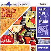 Maurice Larcange: Paris Is For Lovers/Avec Moi A Paris