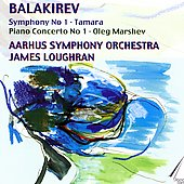 Balakirev: Symphony no 1, etc / James Loughran, et al