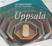 Treasures from Uppsala - 17th century music from Duben Collection / Schatze Aus  Les Cornets Noirs; Wolf M. Friedrich