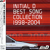 Original Soundtrack: Initial D: Best Song Collection 1998-2004