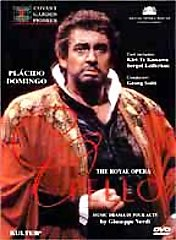 Otello (The Royal Opera, Covent Garden) / Placido Domingo, Dame Kiri Te Kanawa, Sergei Leiferkus [DV