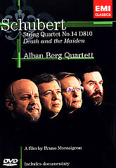 Alban Berg Quartet: Schubert:Death And The Maiden [DVD]