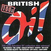 Various Artists: 100% British Oi! (2 CD)