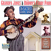 Grandpa Jones: 16 Sacred Gospel Songs