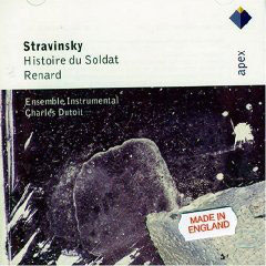 Stravinsky: Soldier's Tale, Reynard