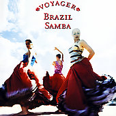Various Artists: Voyager Series: Brazil - Samba